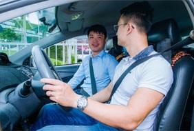 học bằng lái xe ô tô