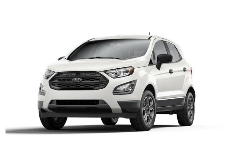 Ford EcoSport 2020 là dòng xe ô tô giá rẻ được lắp ráp ngay tại Việt Nam