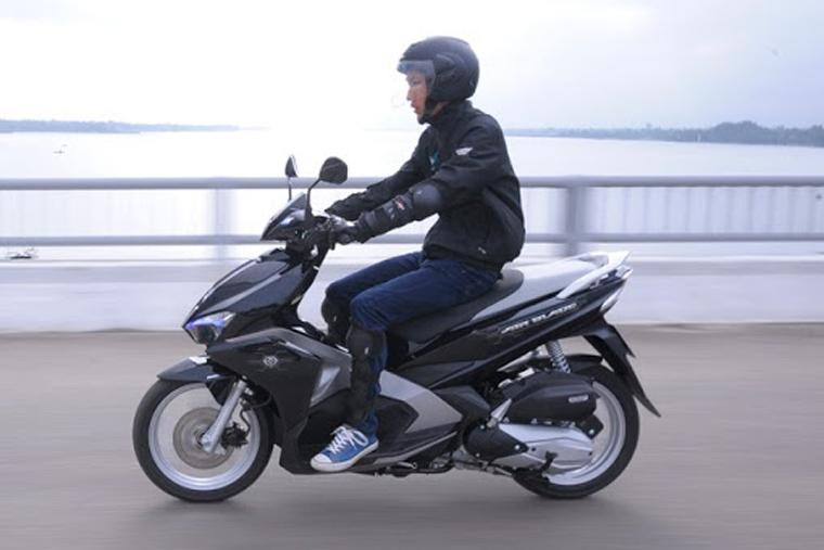 Honda 2020 có động cơ cải tiến, vận hành mạnh mẽ
