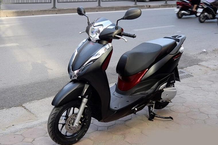 Honda Lead 2020 thiết kế mềm mại, nữ tính