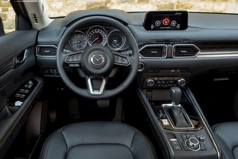 Mazda CX 5 2020 sở hữu nhiều tính năng an toàn