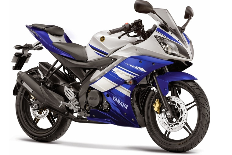 Xe PKL phiên bản màu xanh của Yamaha